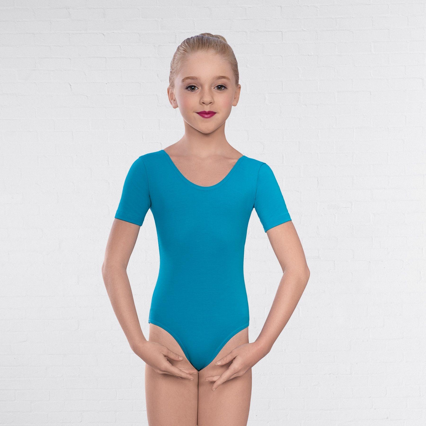 Ballet Leotard Rosettes/Prep/Primary
