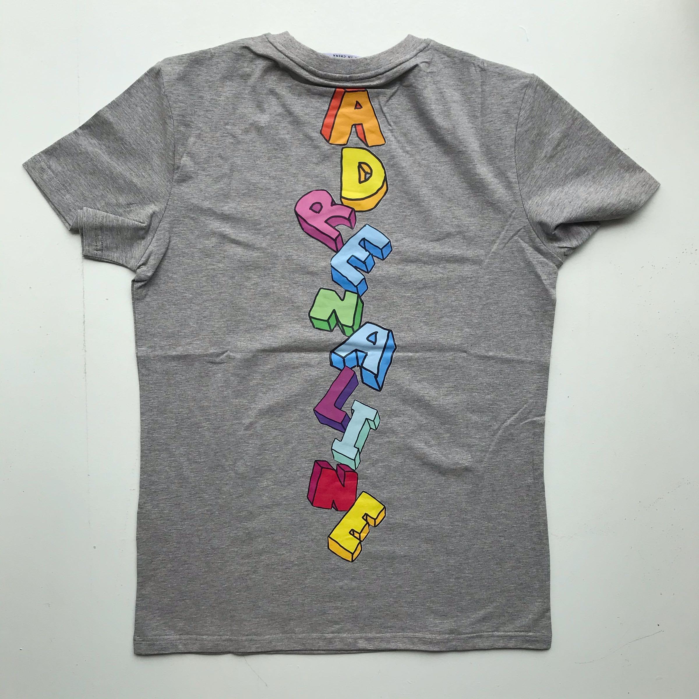 Adrenaline T-skjorte