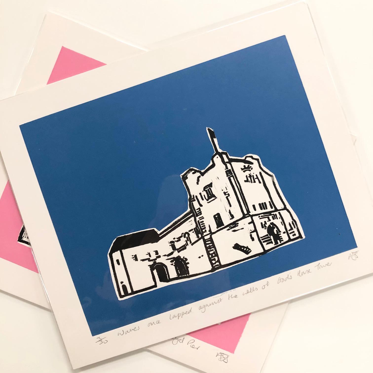 'Pop' Set of Prints by Mandy Smith