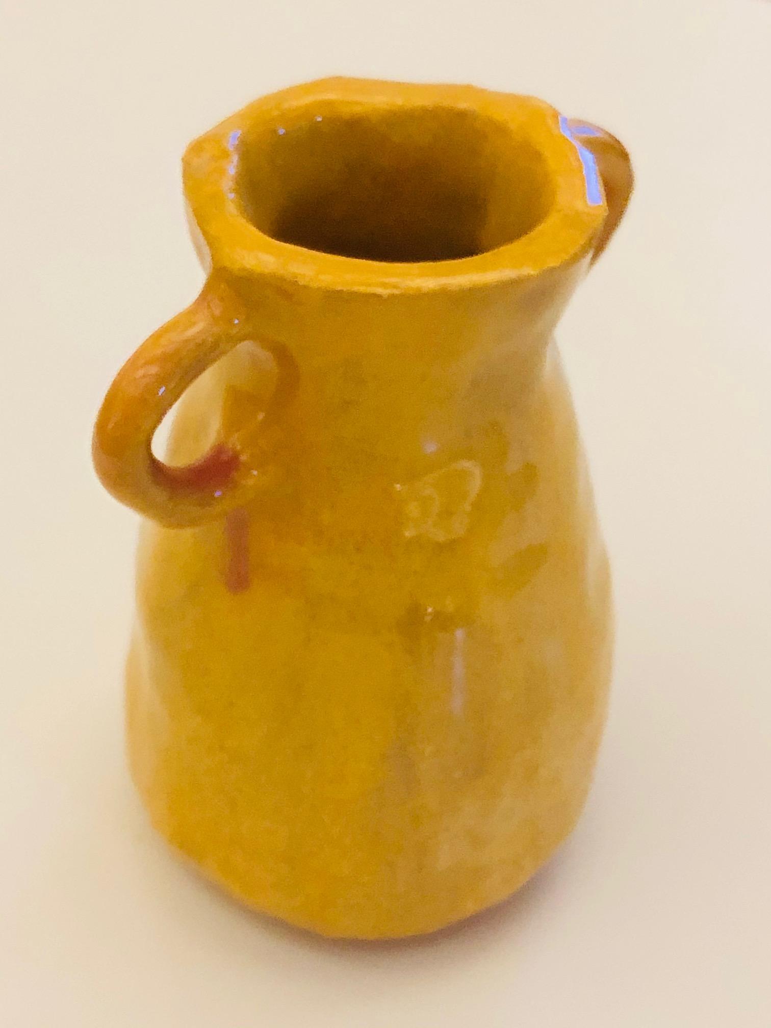 Handmade Mini Vases by Alex Sutherland