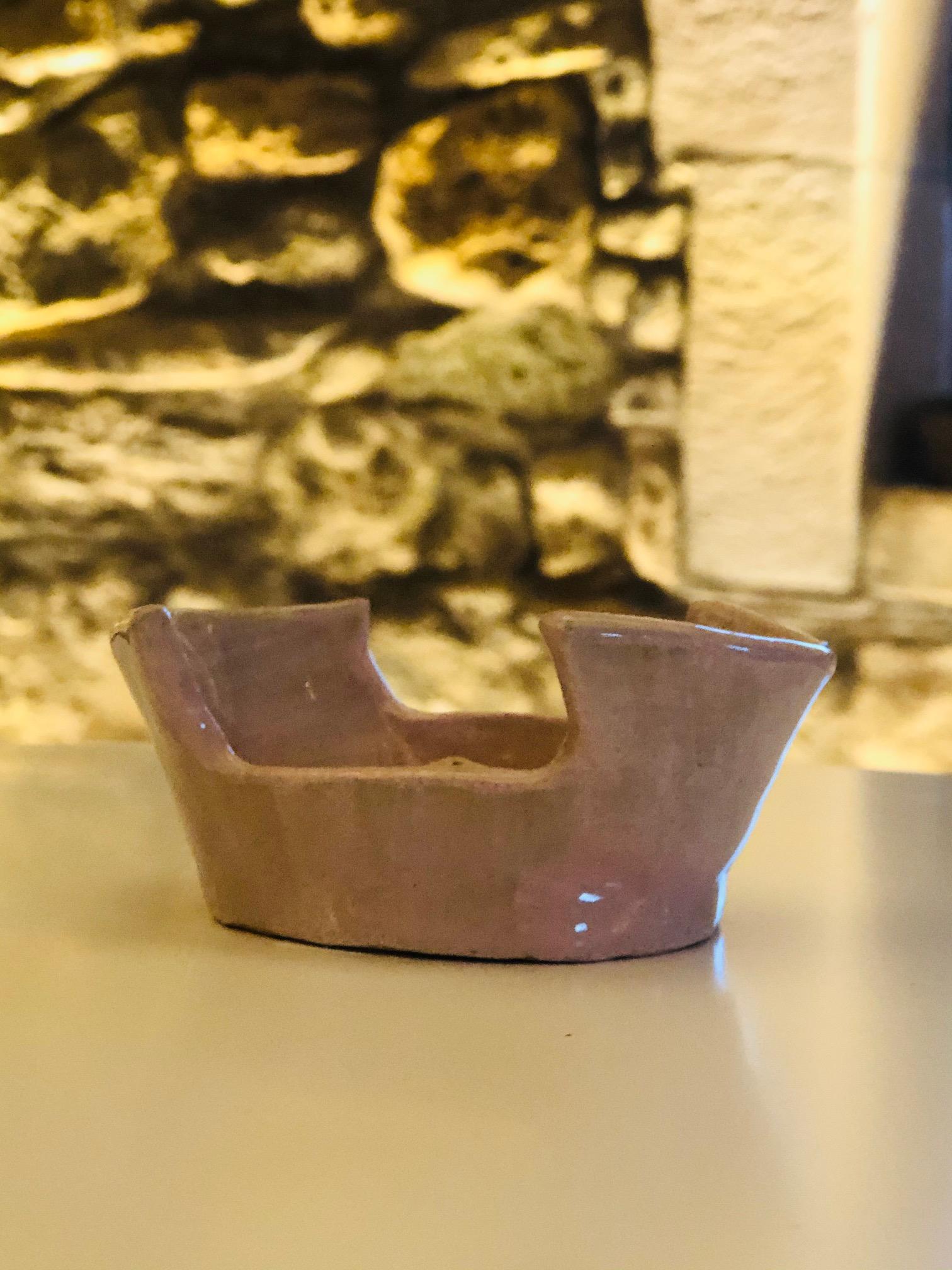 Handmade Ceramic Incense Holders by Alex Sutherland