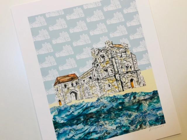 GHT Giclee Print by Rachel Reynolds
