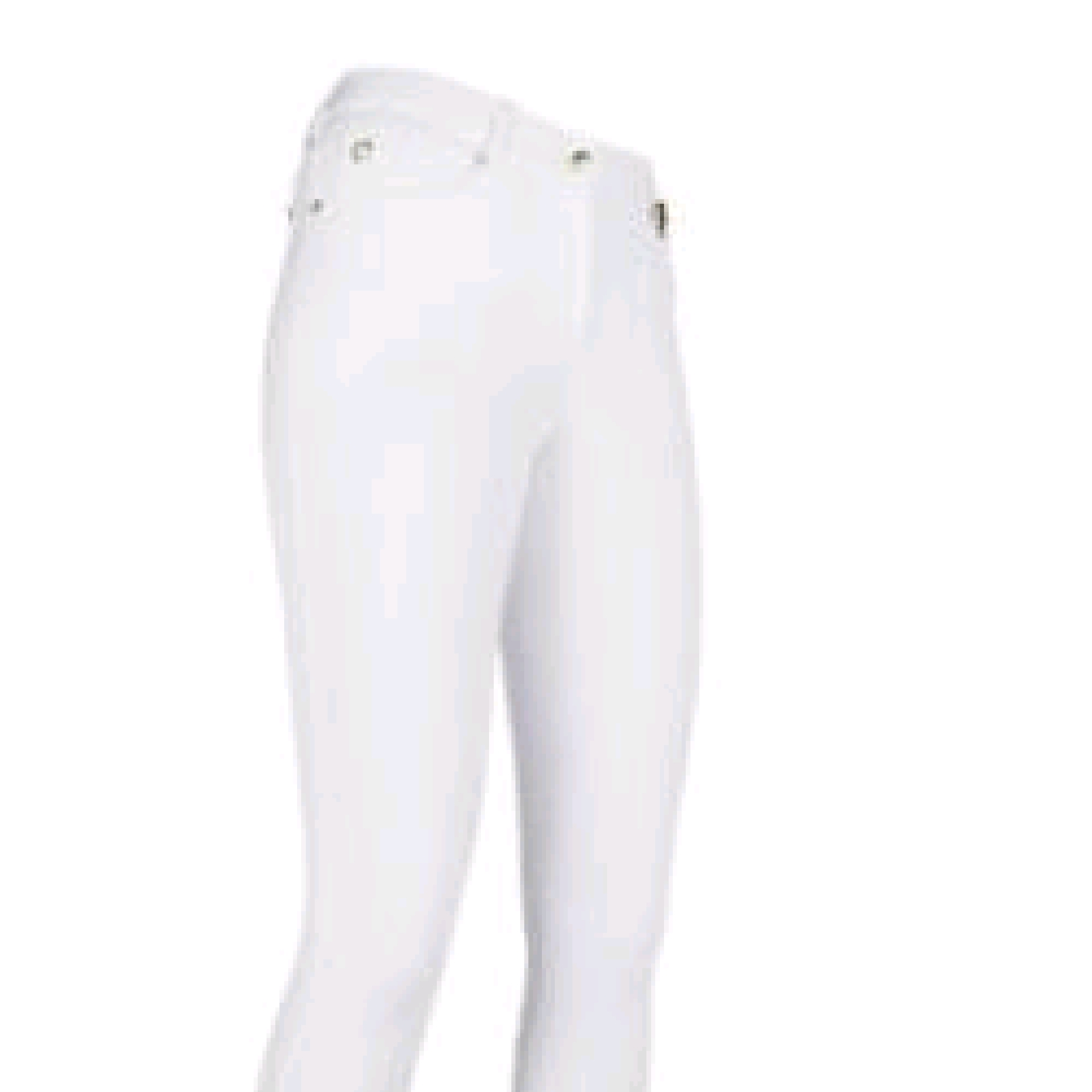 White Textured Full Seat Breeches