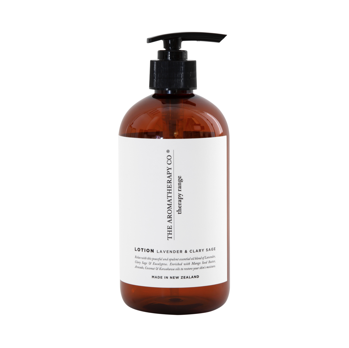THERAPY HAND & BODY LOTION - RELAX - LAVENDER & CLARY SAGE