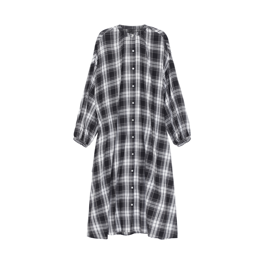 CILLA SHIRTDRESS LINEN/COTTON