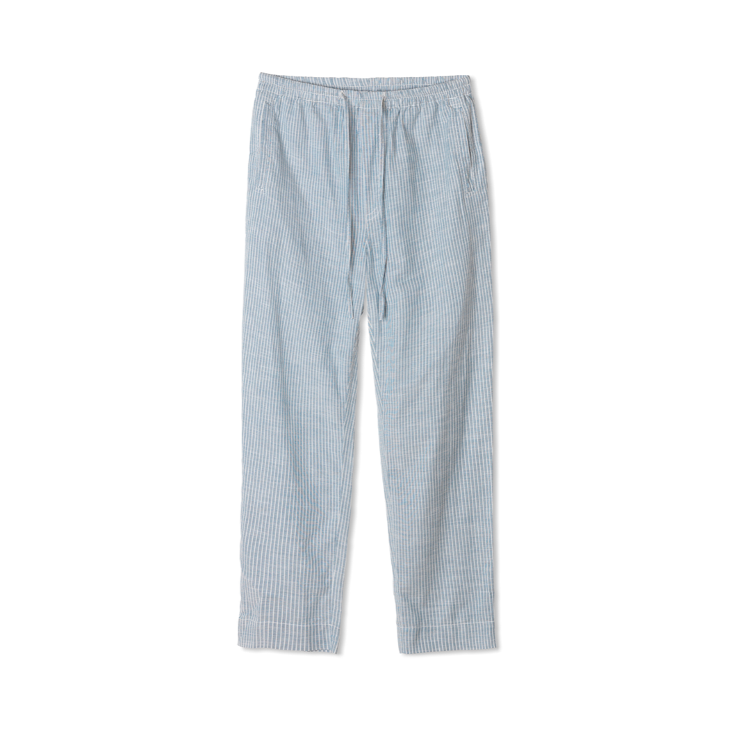 PANT STRIPED INDIGO