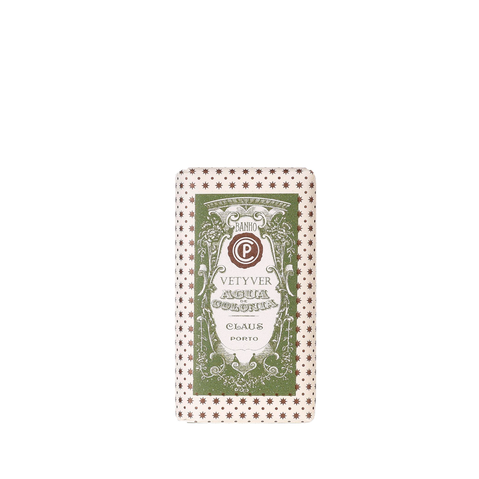 AGUA COLONIA VETYVER MINI SOAP