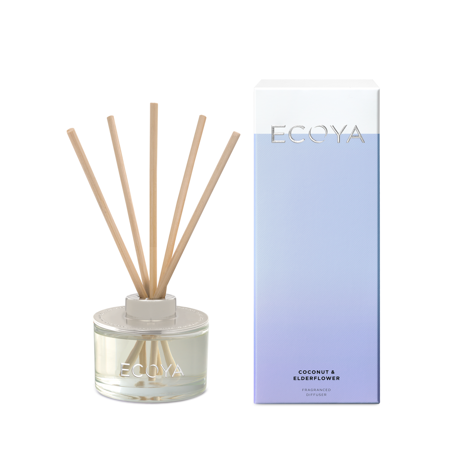 COCONUT & ELDERFLOWER MINI DIFFUSER