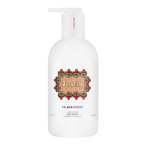 FAVORITO RED POPPY LIQUID SOAP