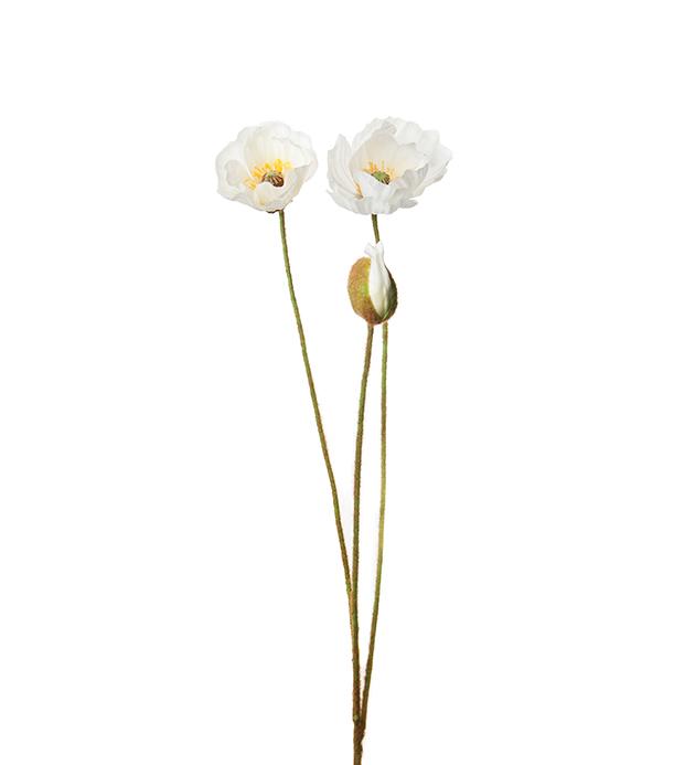 VALLMO WHITE 75 CM