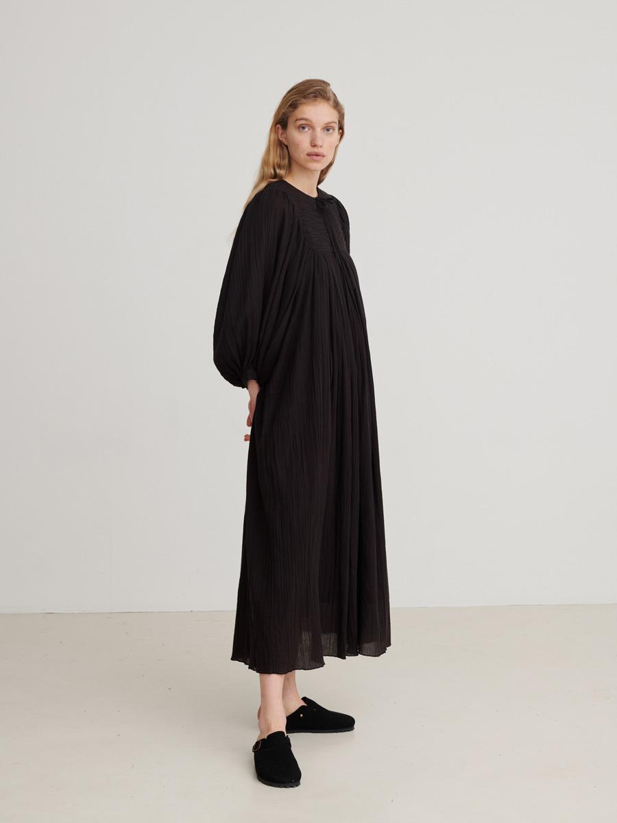 NADJA DRESS BLACK