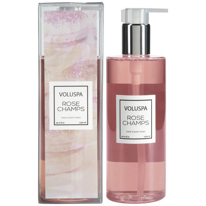 ROSE CHAMPS HAND & BODY WASH