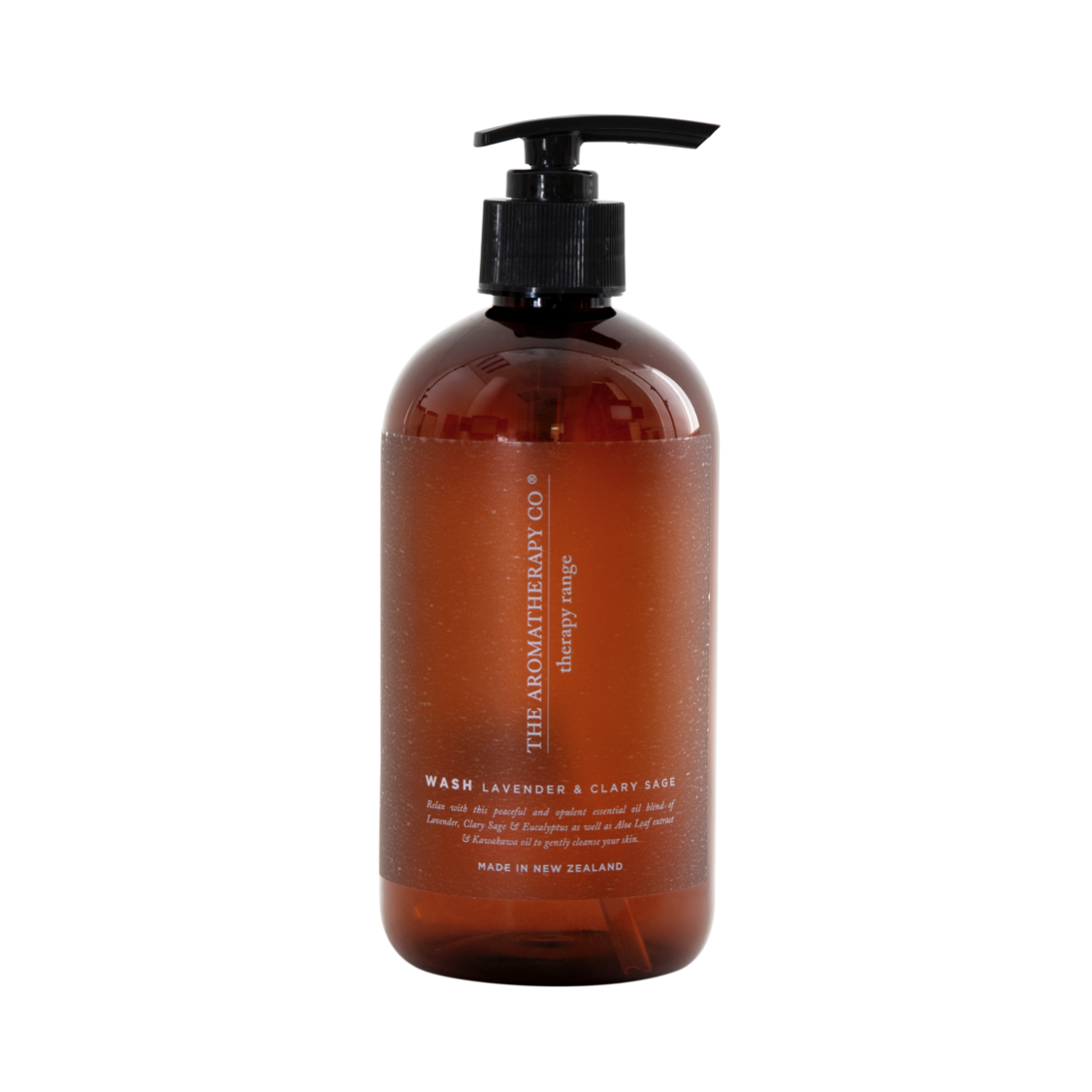 THERAPY HAND & BODY WASH - RELAX - LAVENDER & CLARY SAGE