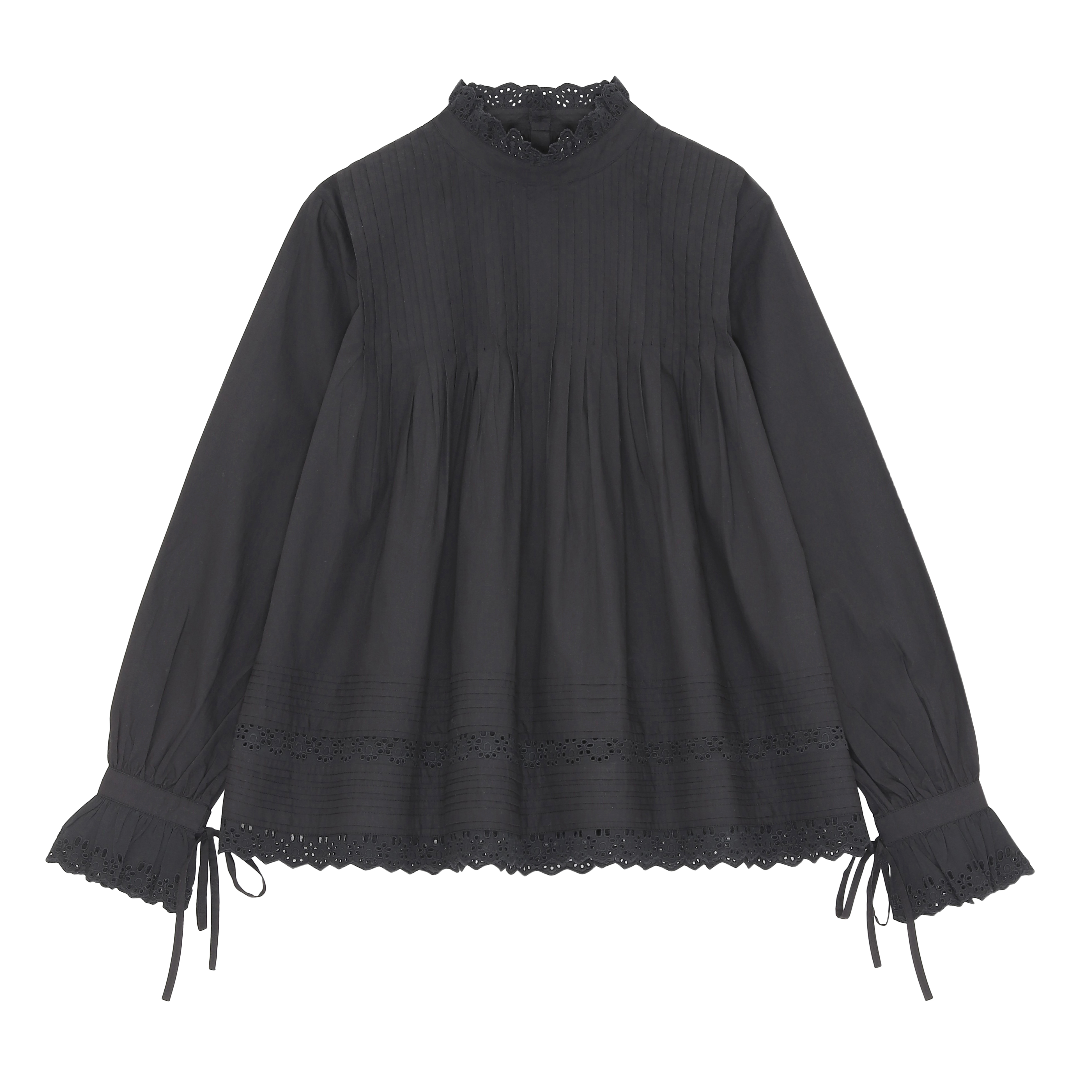DAISY BLOUSE BLACK