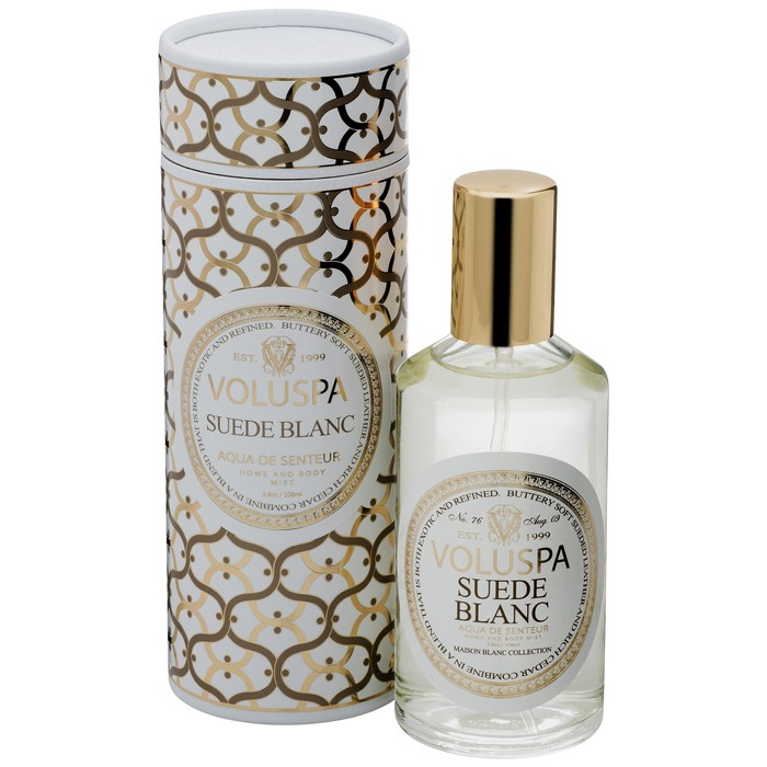 SUEDE BLANC ROOM & BODY SPRAY