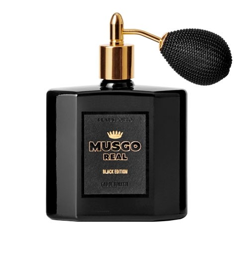 EAU DE TOILETTE - BLACK EDITION