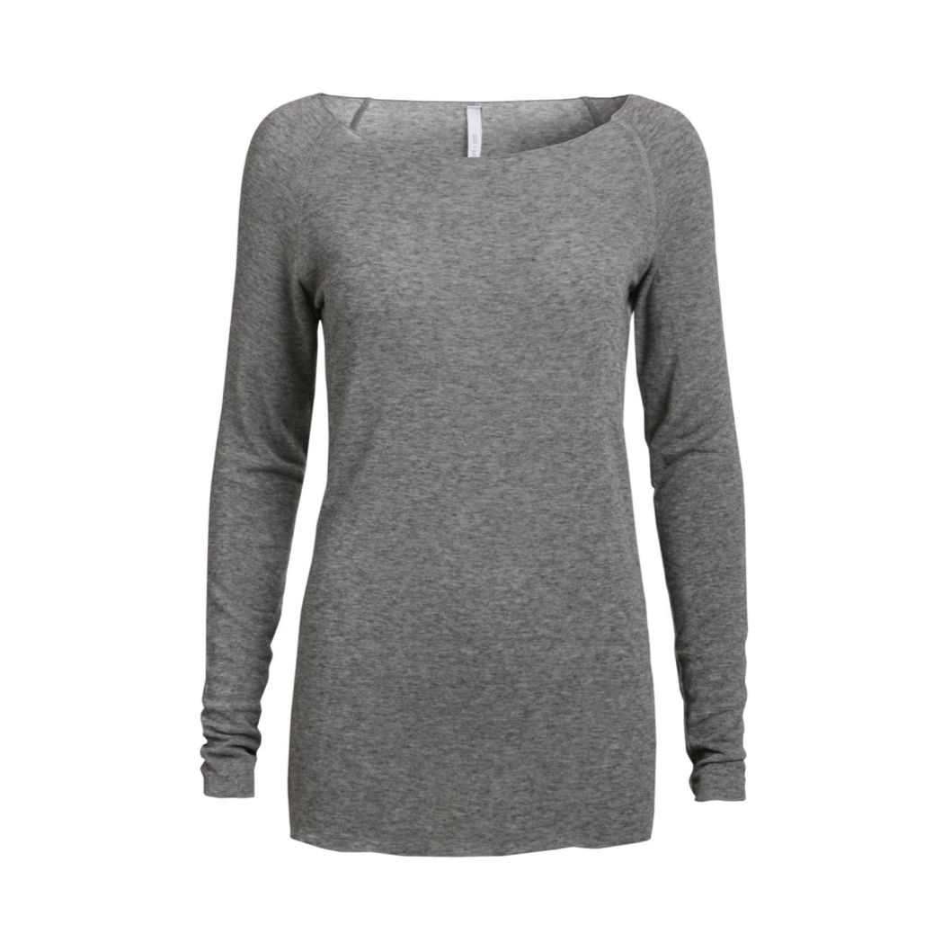 AMALIE TOP GREY