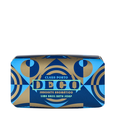 DECO LIME BASIL SOAP