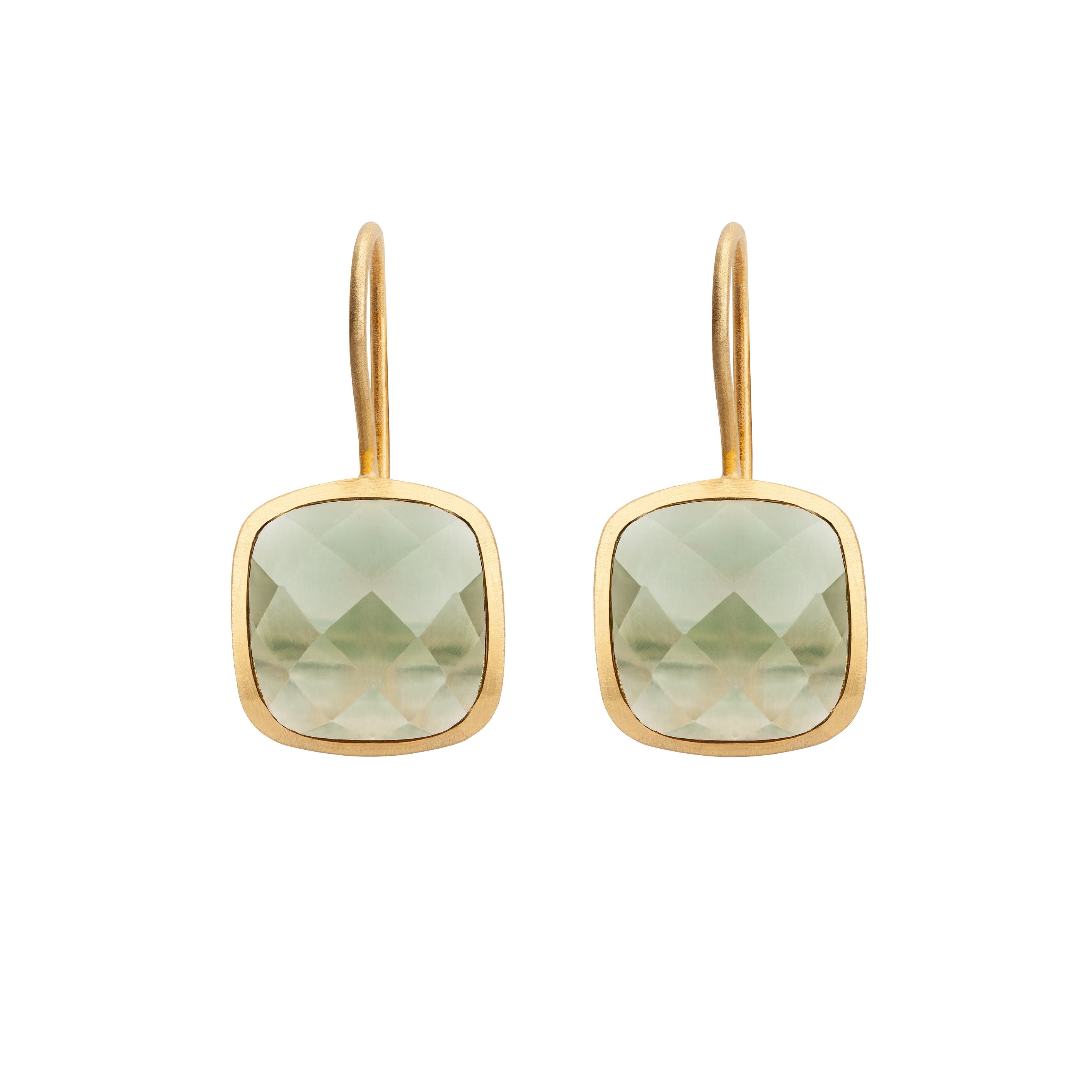 PALETTE EARRINGS PREHNITE