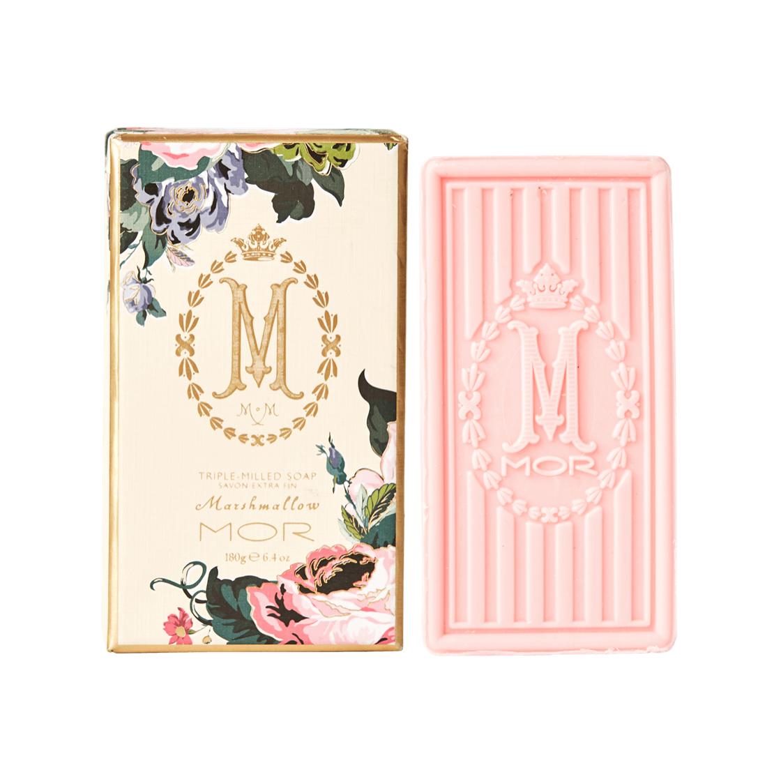 MARSHMALLOW TRIPLE-MILLED SOAP