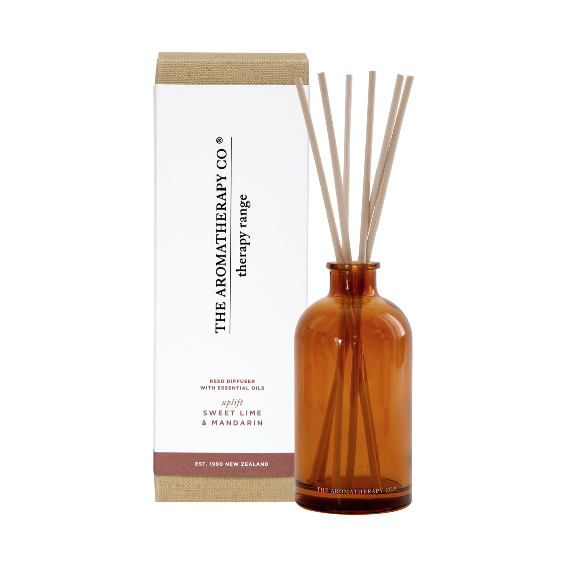 THERAPY DIFFUSER - UPLIFT - SWEET LIME & MANDARIN