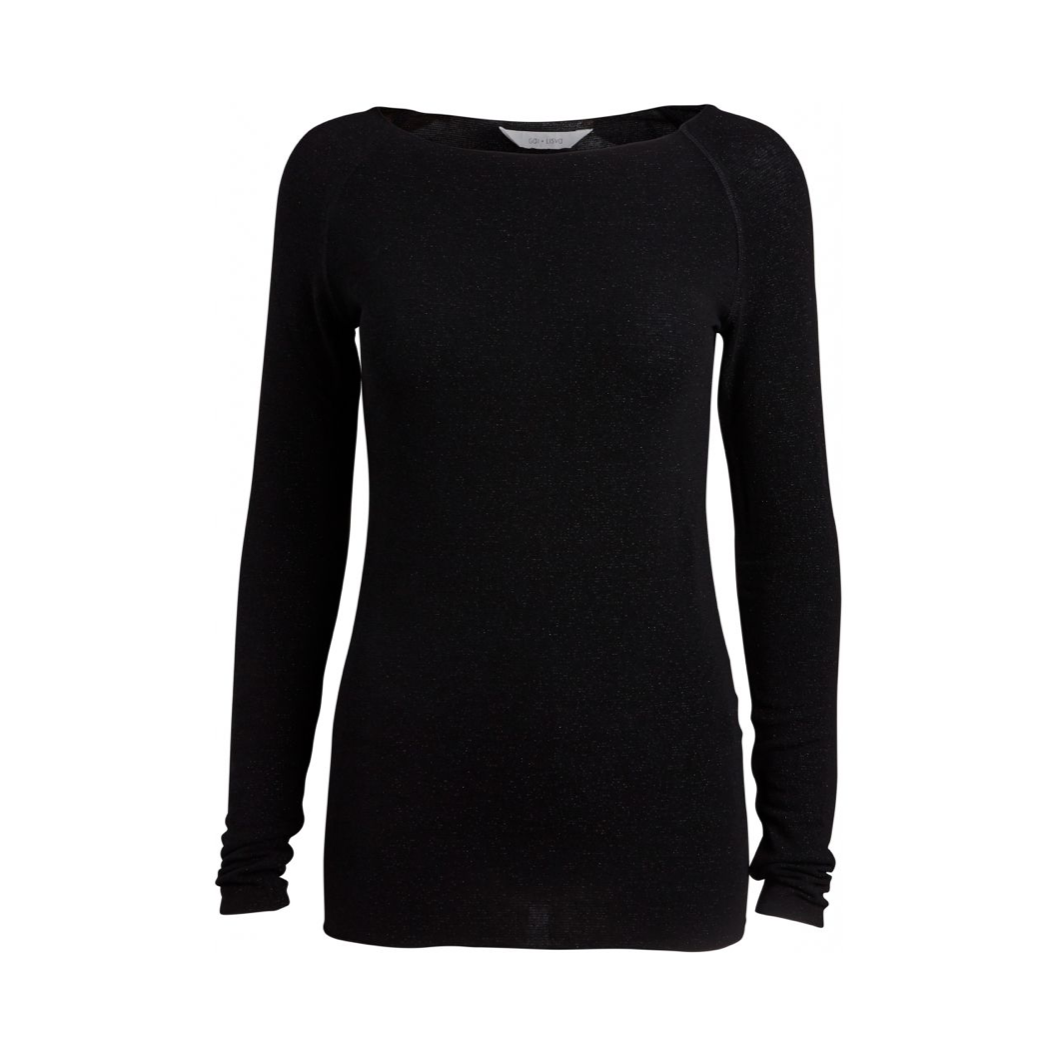 AMALIE TOP BLACK