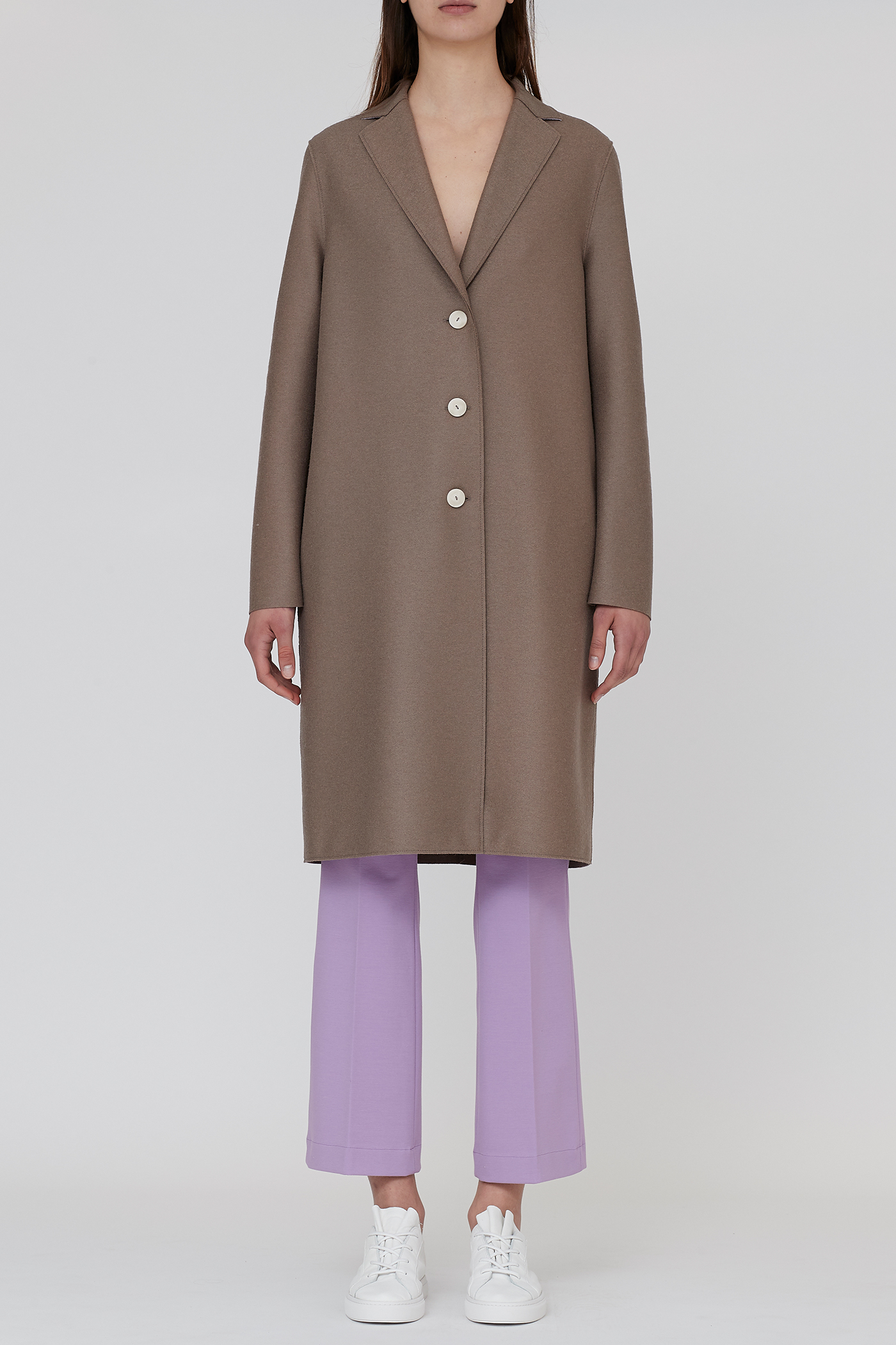 OVERCOAT TAUPE