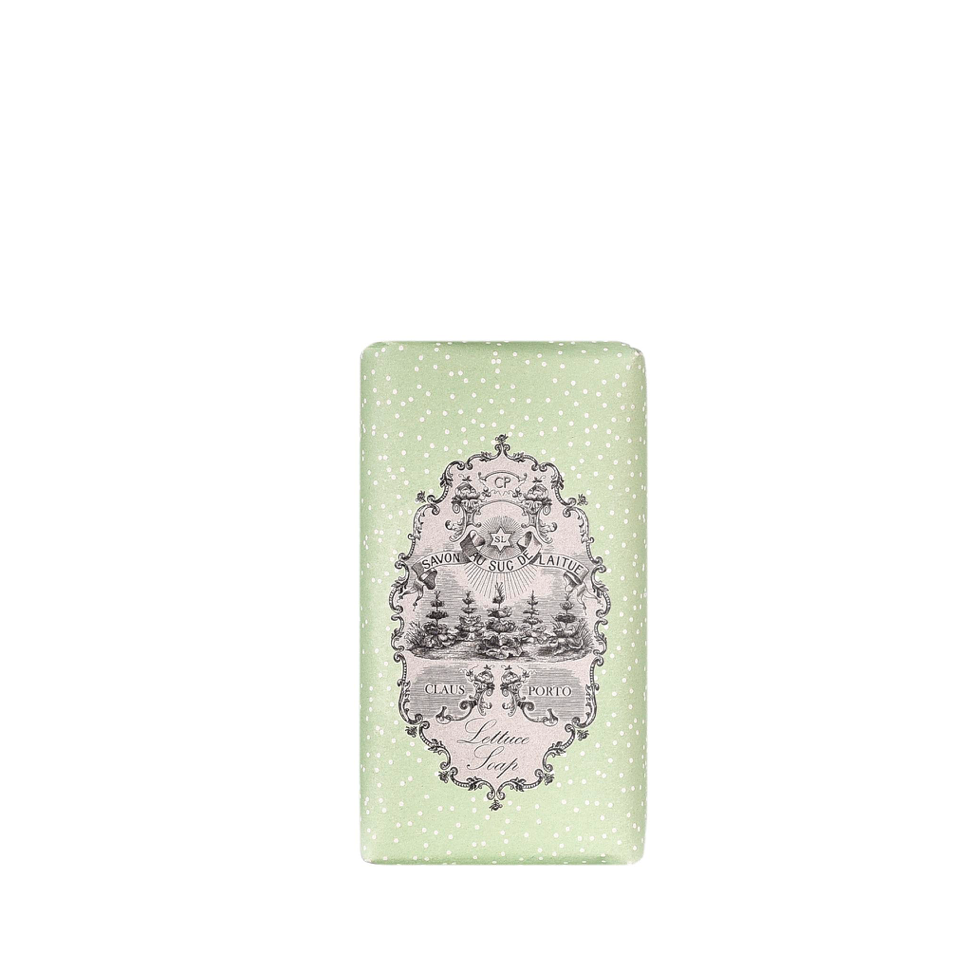 SPRING LETTUCE MINI SOAP