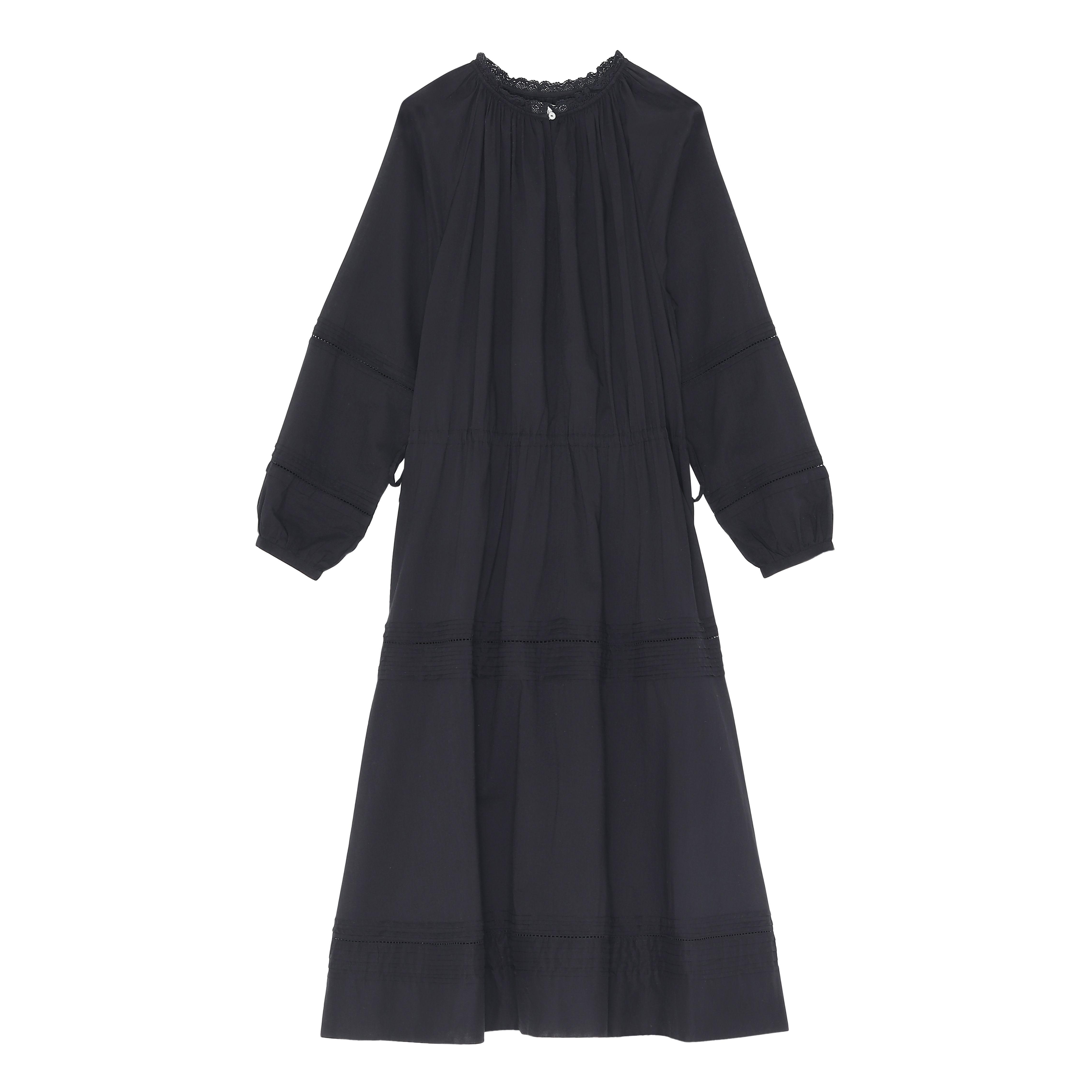 JASMINE DRESS BLACK