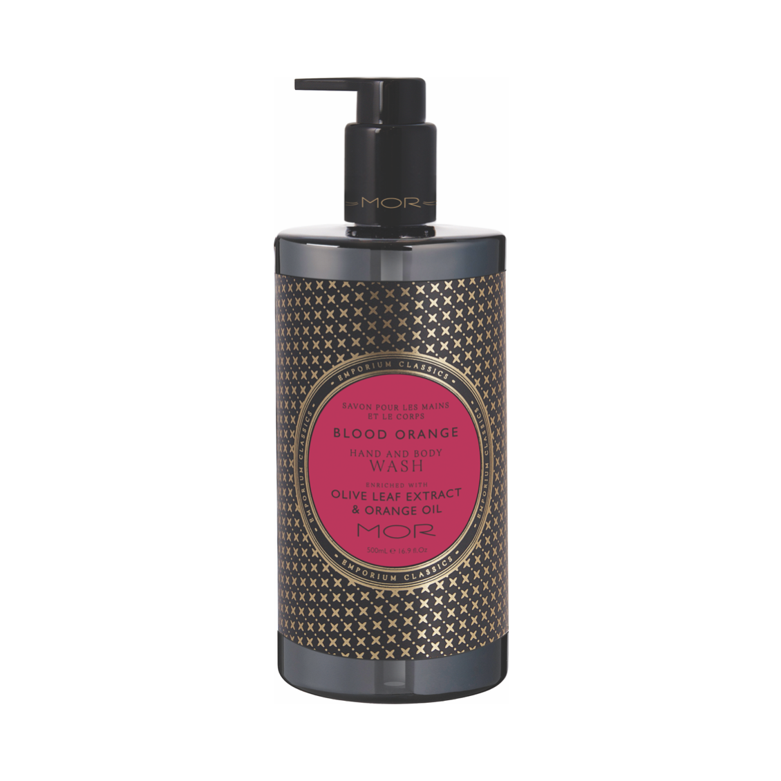 EMPORIUM CLASSICS BLOOD ORANGE HAND & BODY WASH