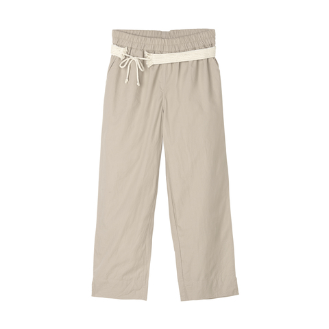 STRAIGHT PANT BEIGE