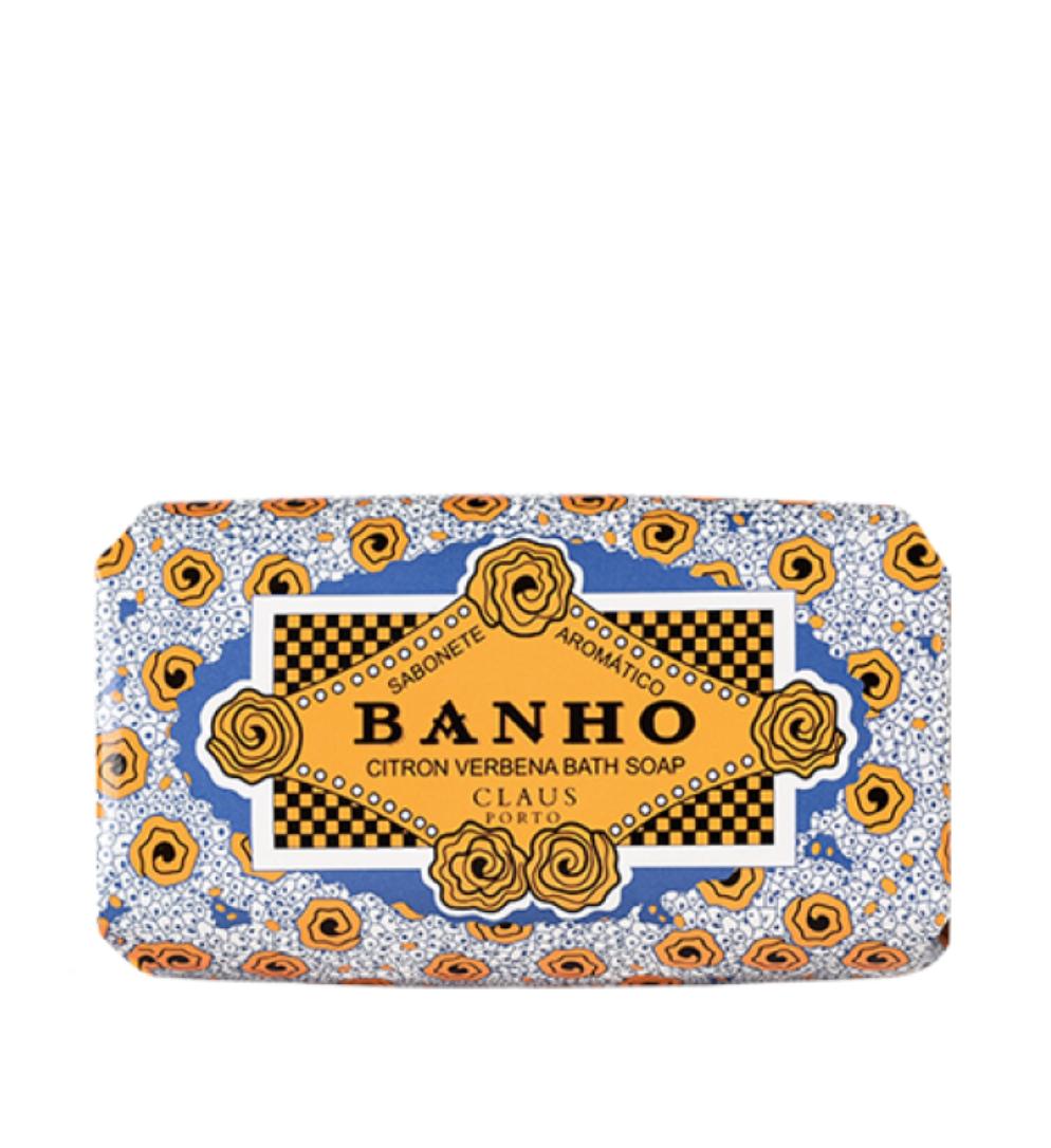 BANHO CITRON VERBENA SOAP