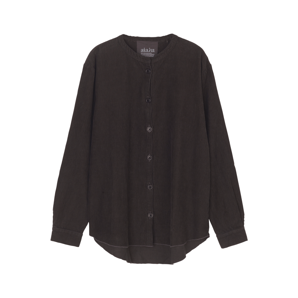 MAO CORDUROY SHIRT SOIL