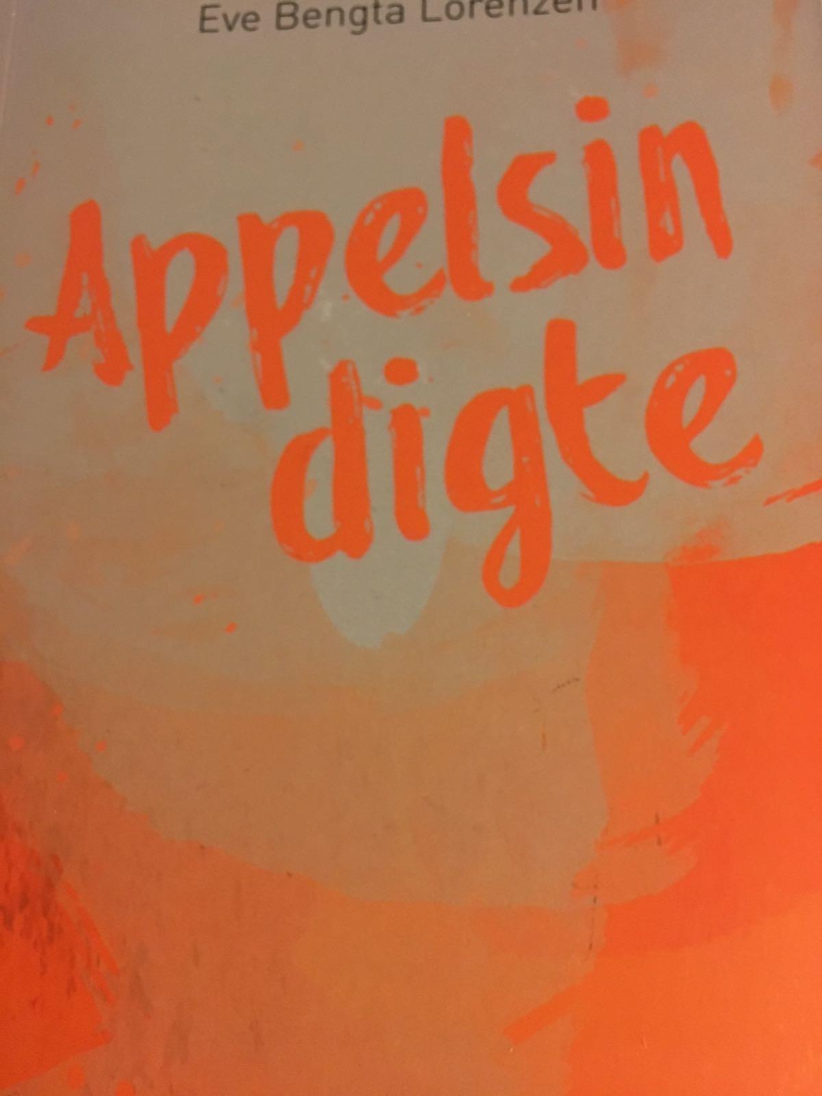 Appelsindigte af Eve Bengta Lorenzen