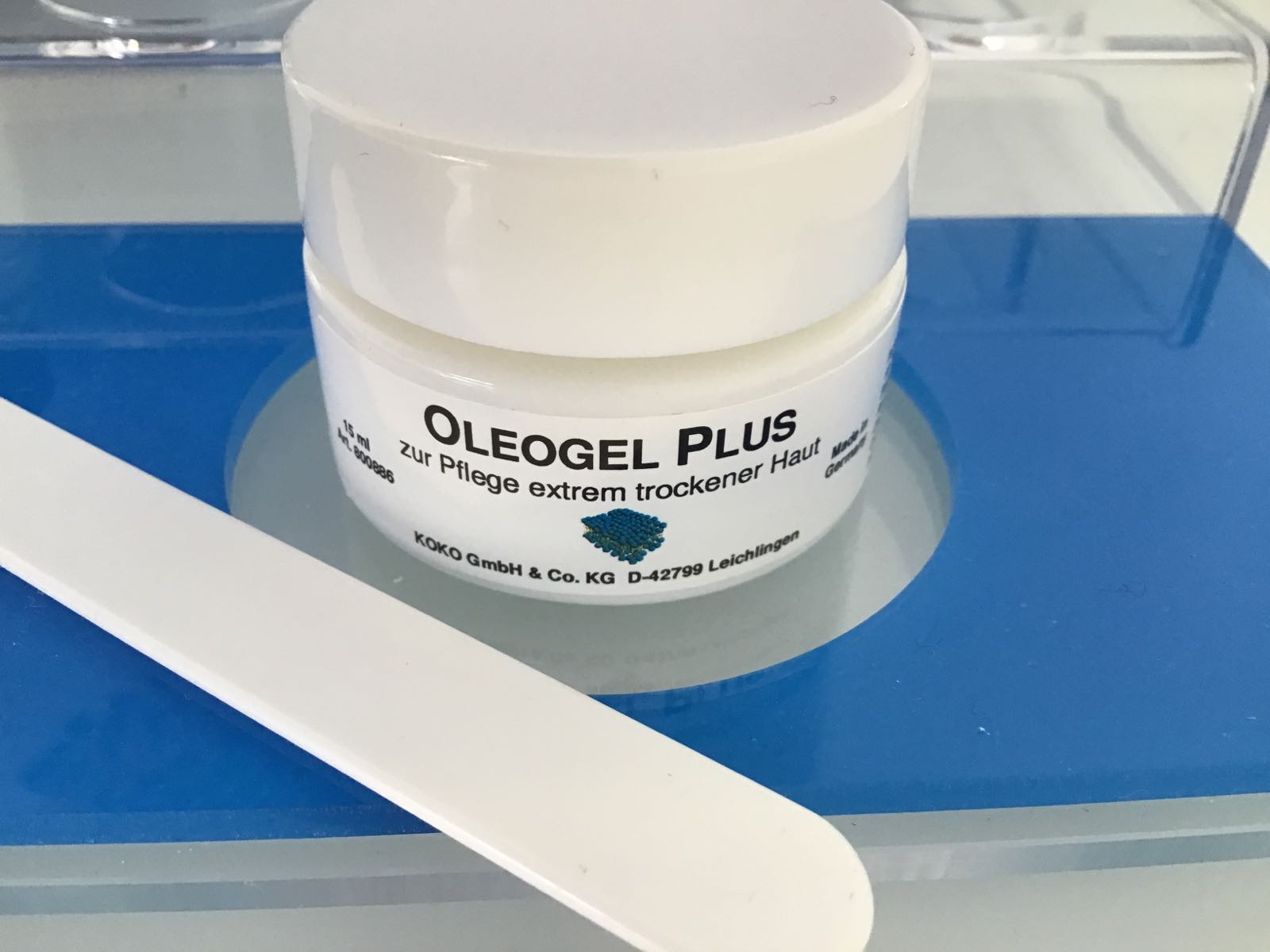 Oleogel Plus 15 ml