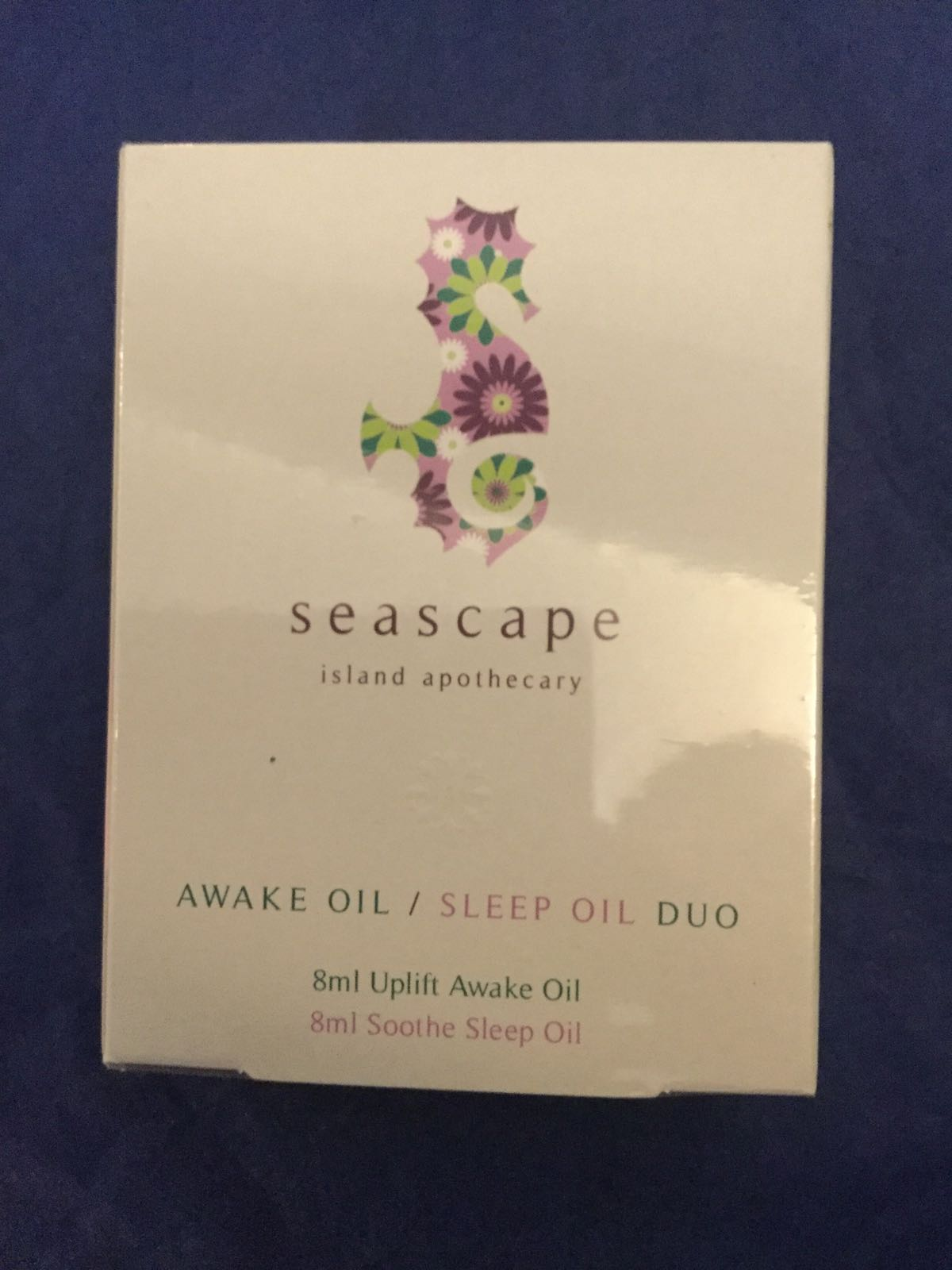 Seascape - Awake/Sleep oil Duo