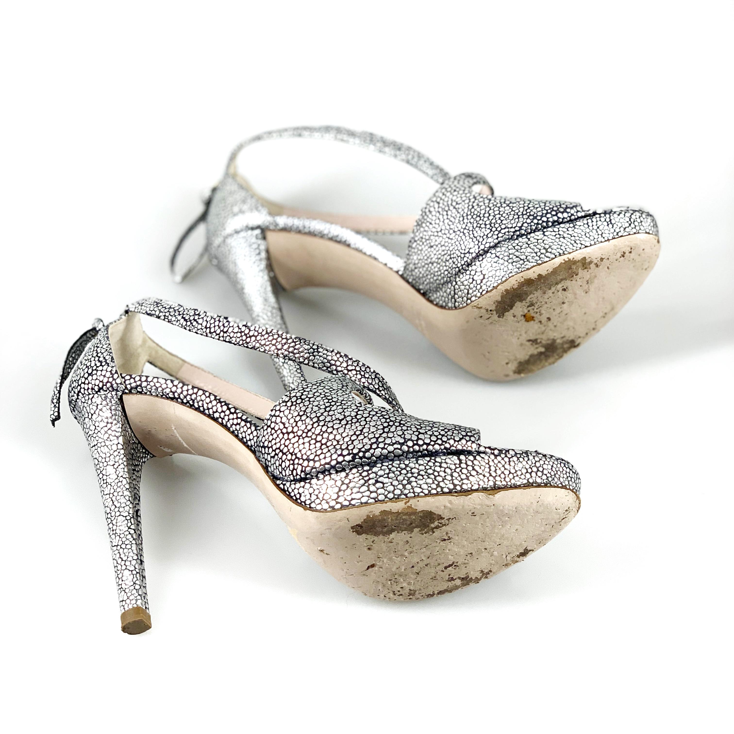 MIU MIU sandalett 36 SV1526