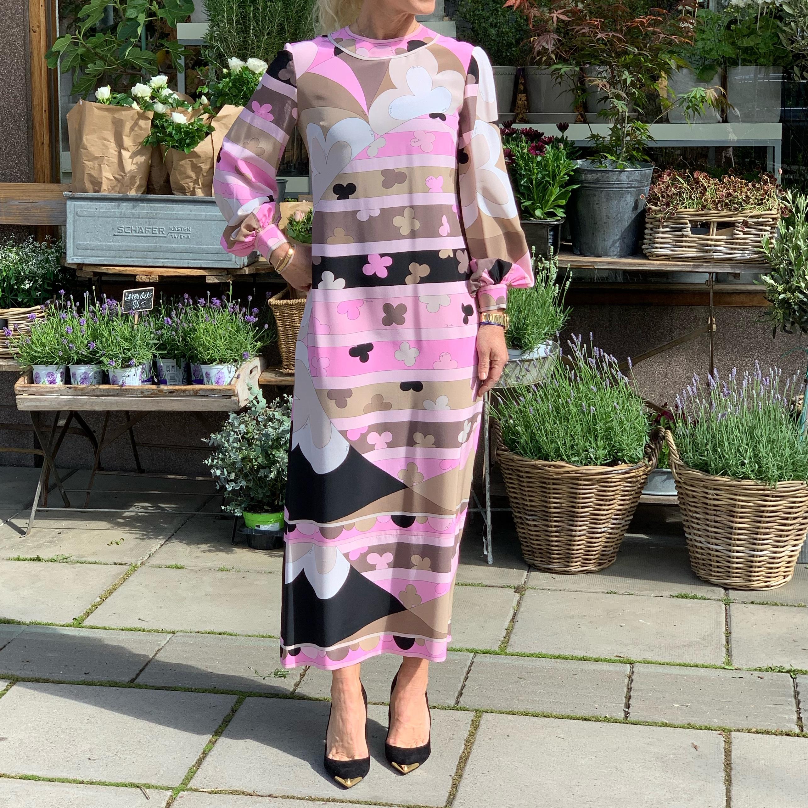 Emilio Pucci vintage klänning SV4833