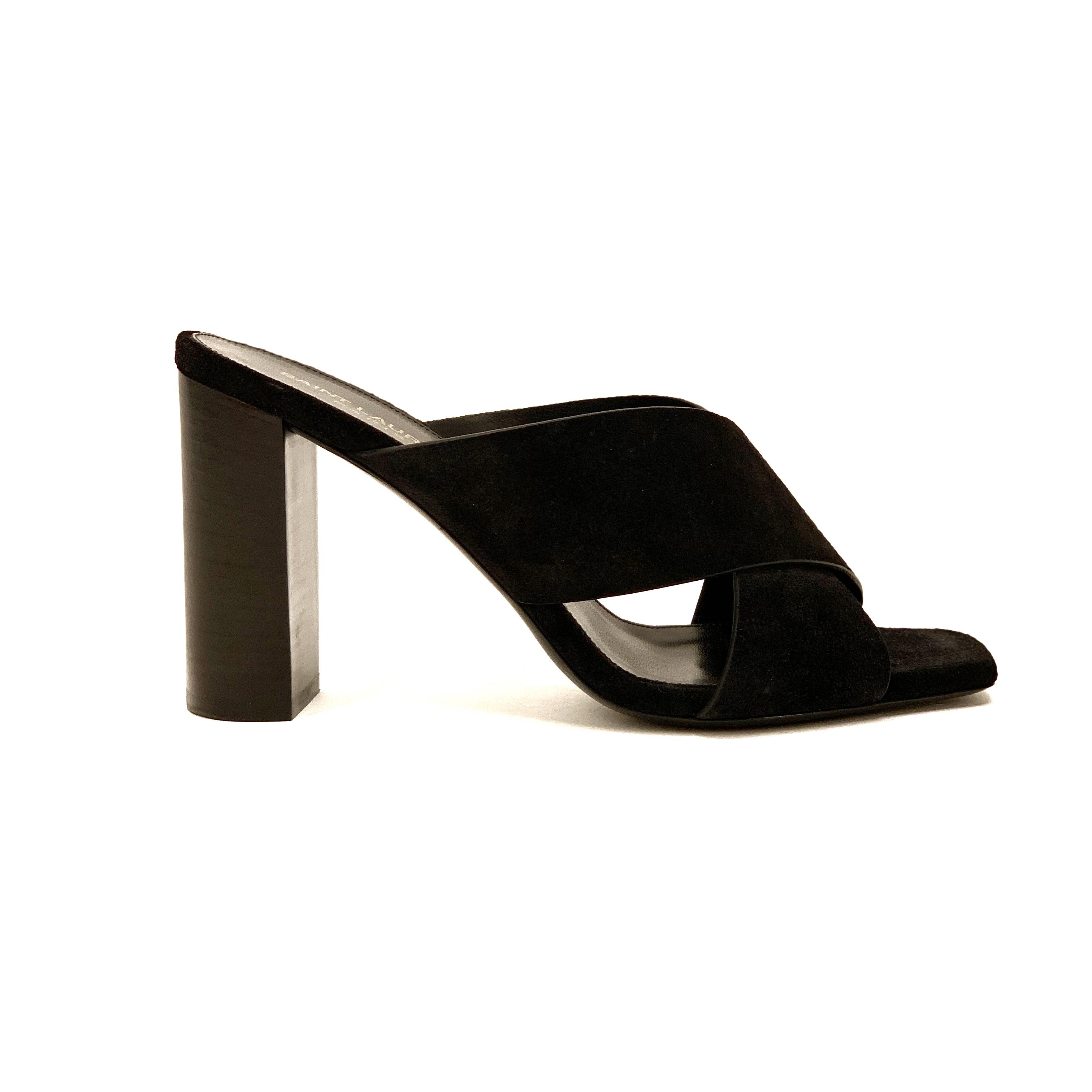 Saint Laurent slip in sandal 38 SV5203