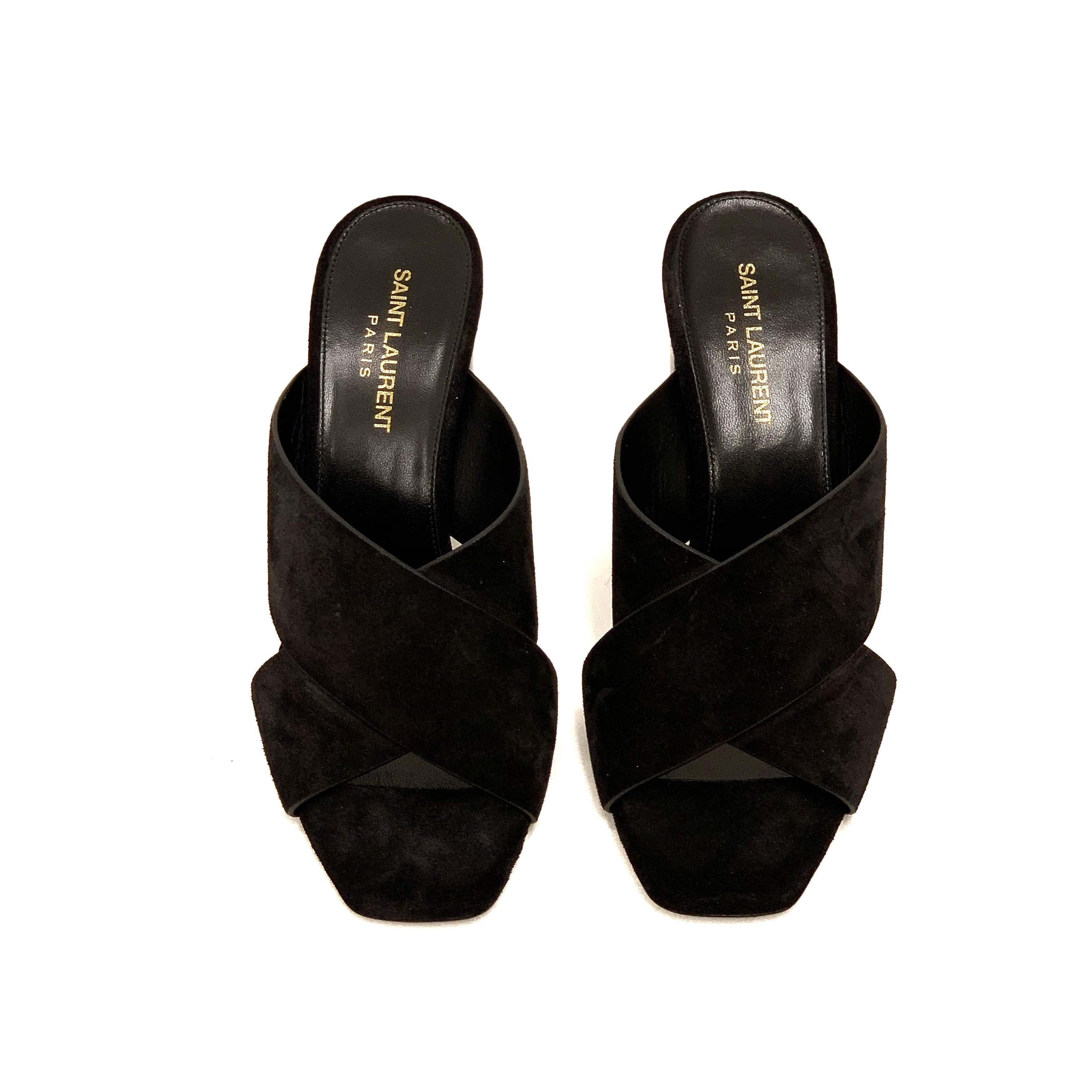 Saint Laurent slip in sandal 38 SV5203