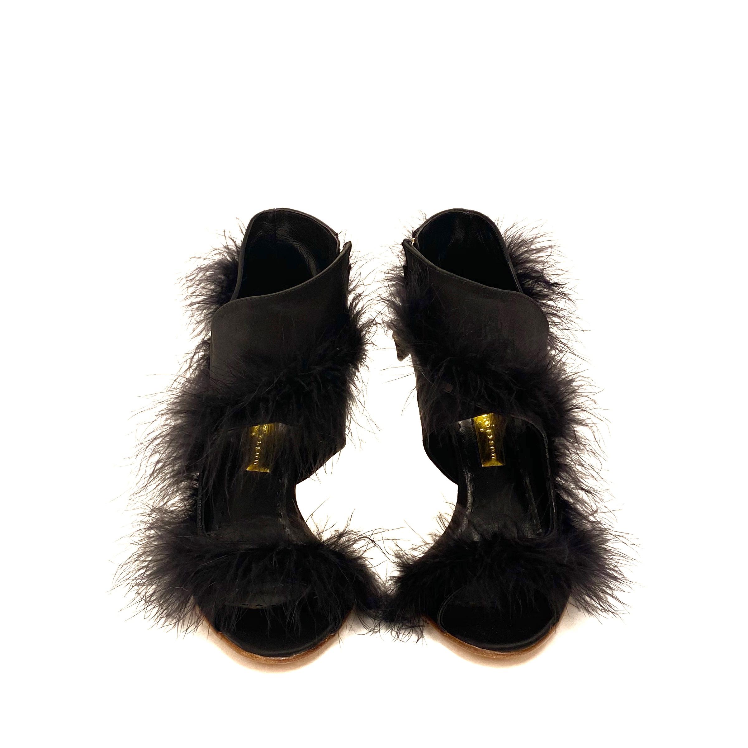 Rupert Sanderson högklackade skor  39 Sv5419