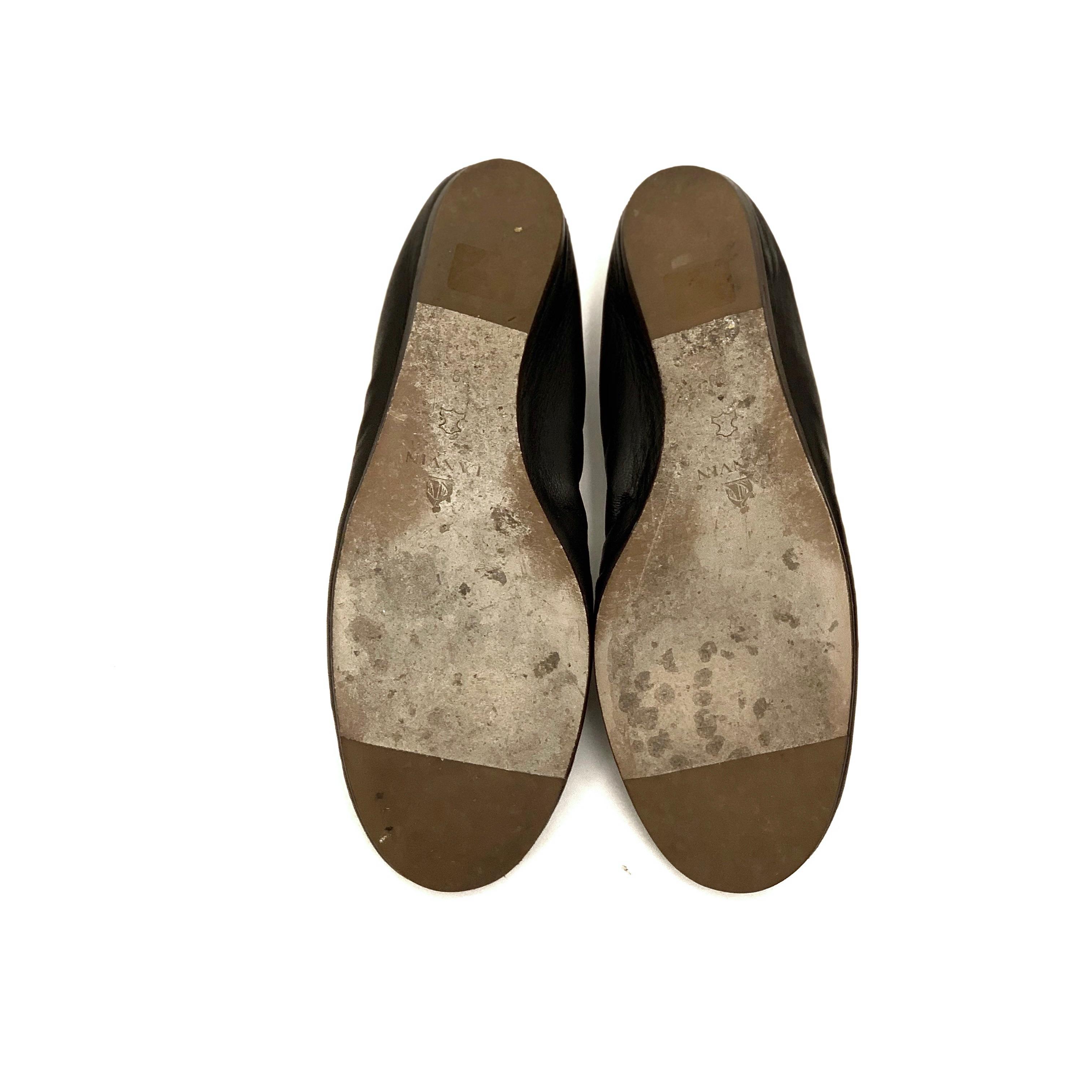Lanvin ballerina skor 39 SV5026
