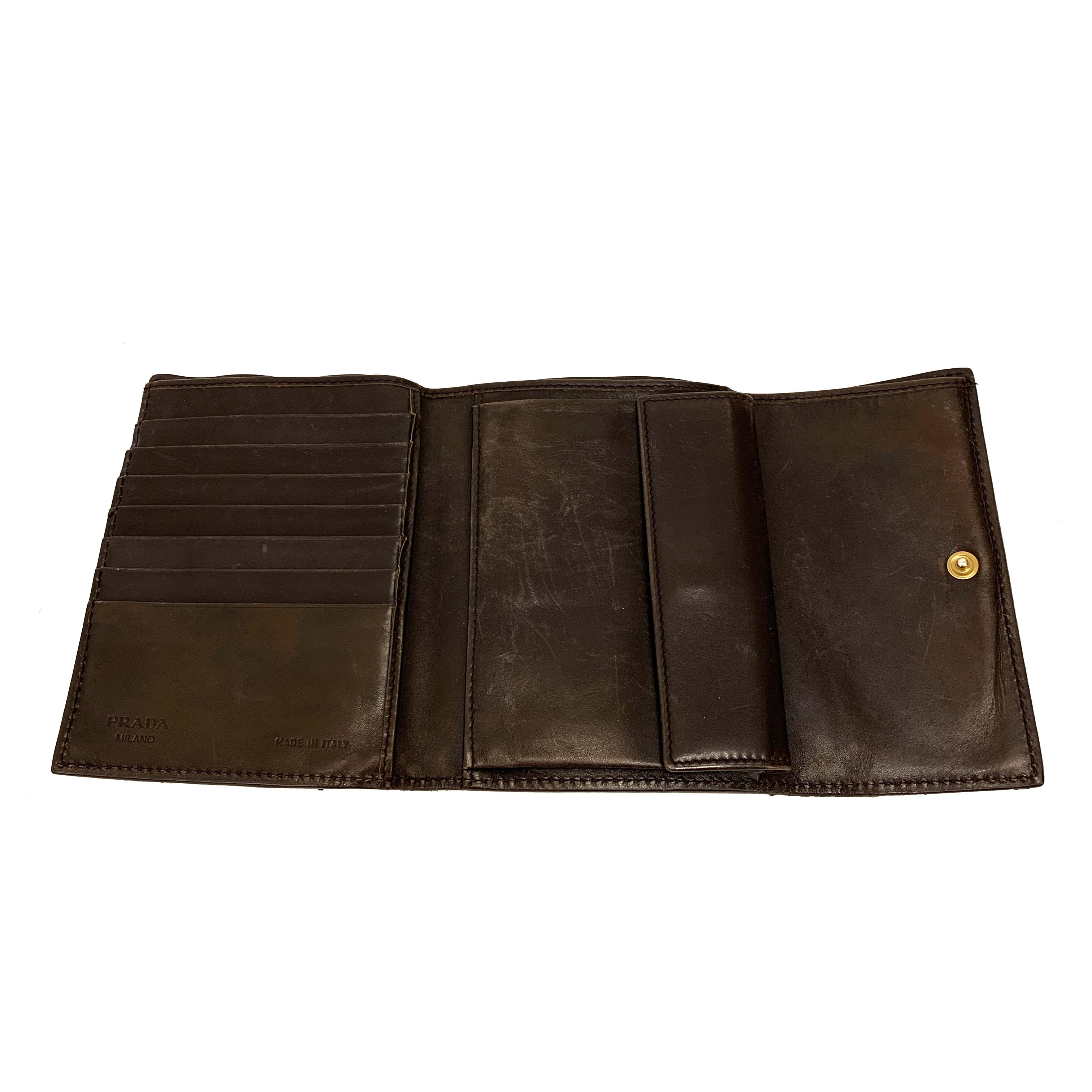 Prada plånbok Sv5800