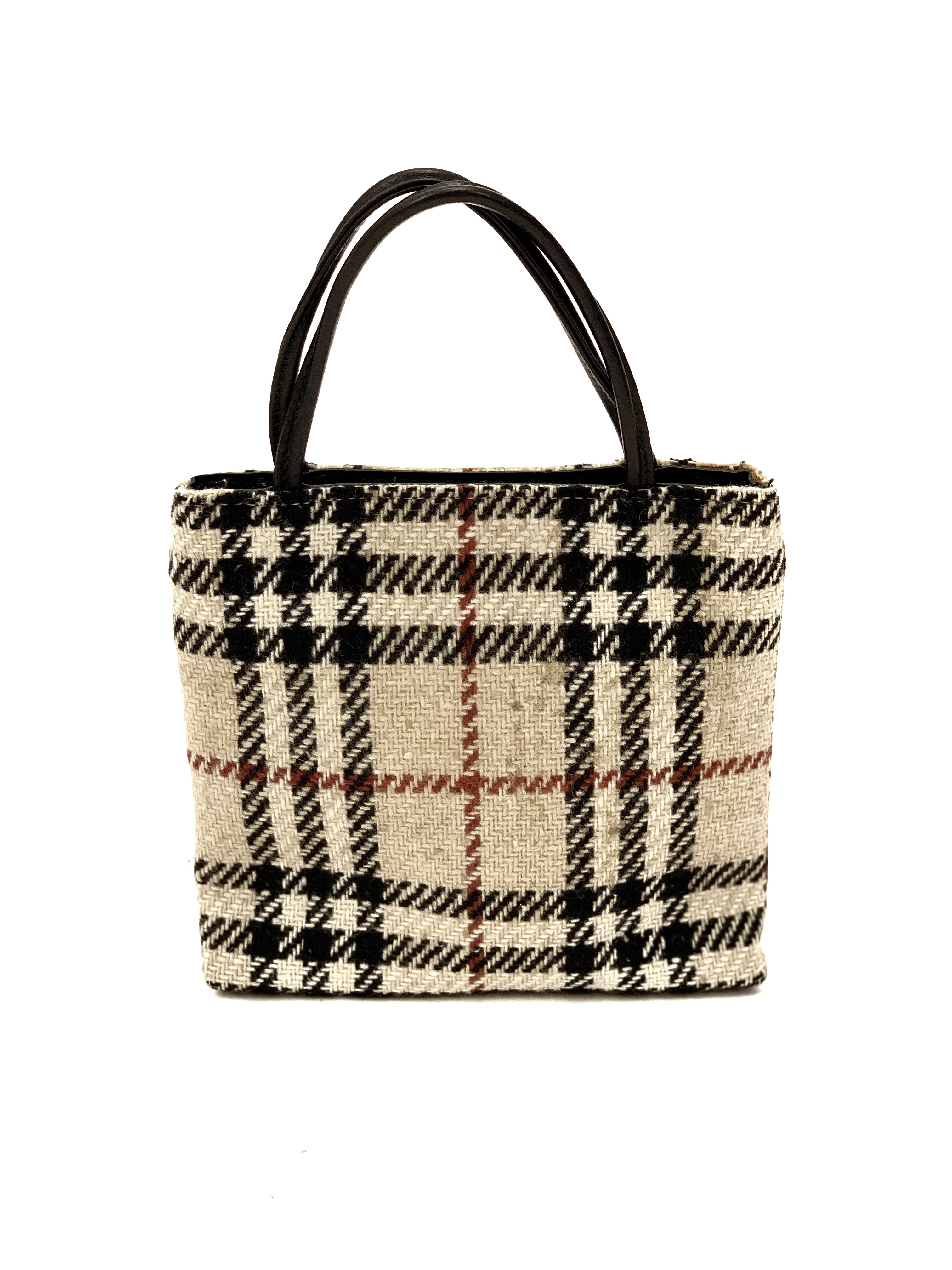Burberry mini tweed väska SV5226