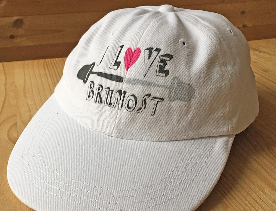Caps - I love brunost