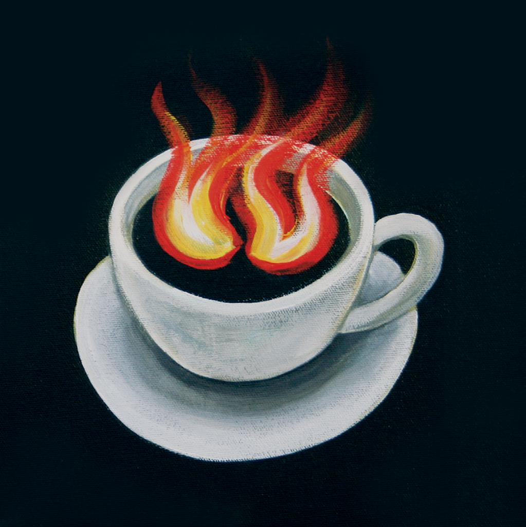 Fika i helvetet - Hot Date