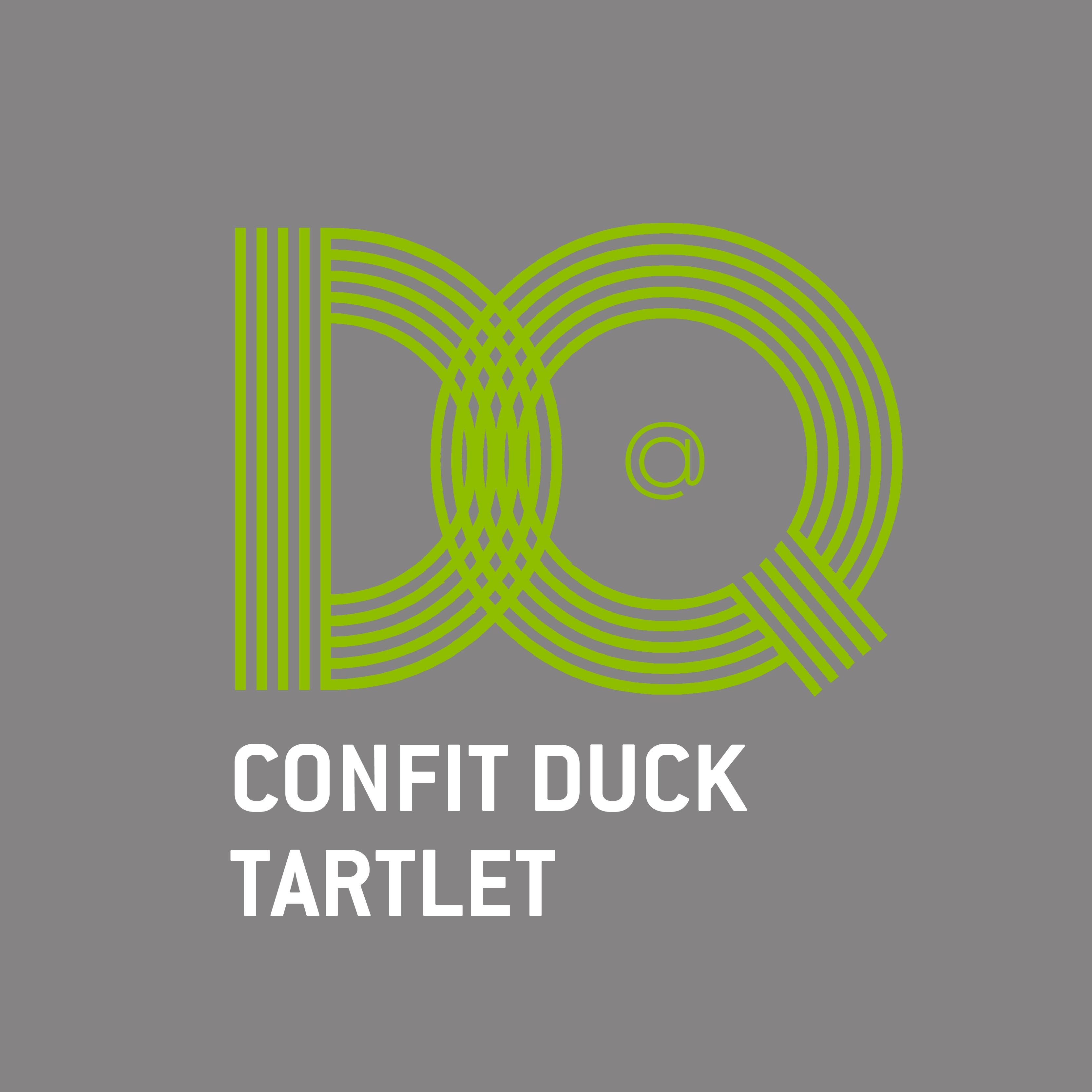 04. DQ - CONFIT DUCK TARTLET