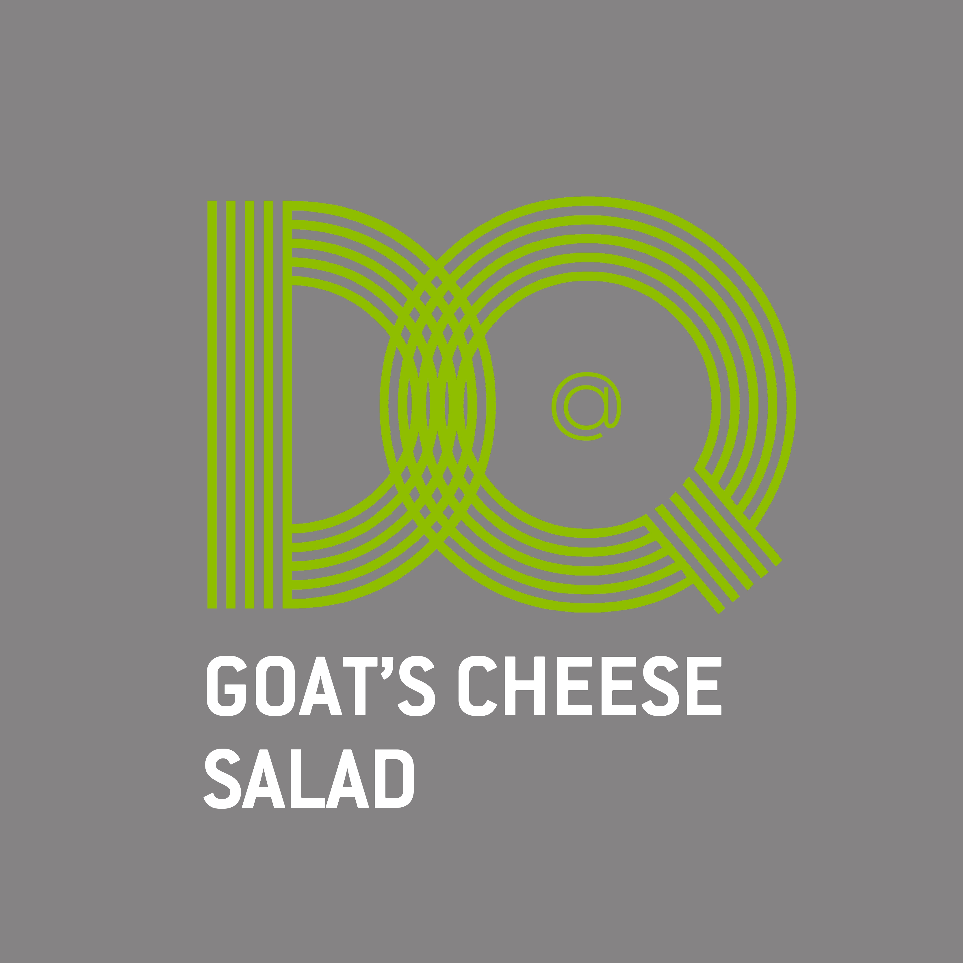 03. DQ - GOAT'S CHEESE SALAD