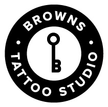 BROWNS TATTOO STUDIO LTD
