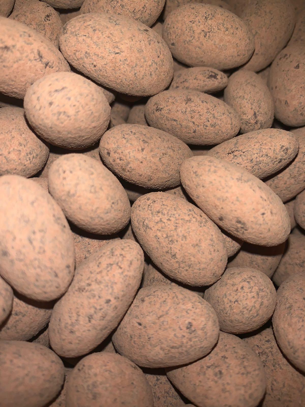 Organic Chocolate Almonds